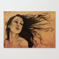 Millennia Canvas Print