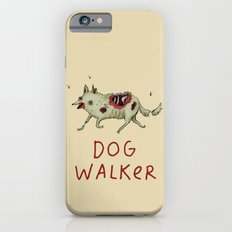 Dog Walker iPhone 6 Slim Case