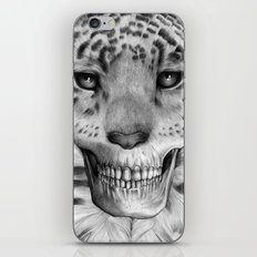 TIGERSKULL iPhone & iPod Skin
