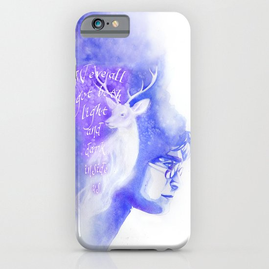 The Boy Who Lived iPhone & iPod Case