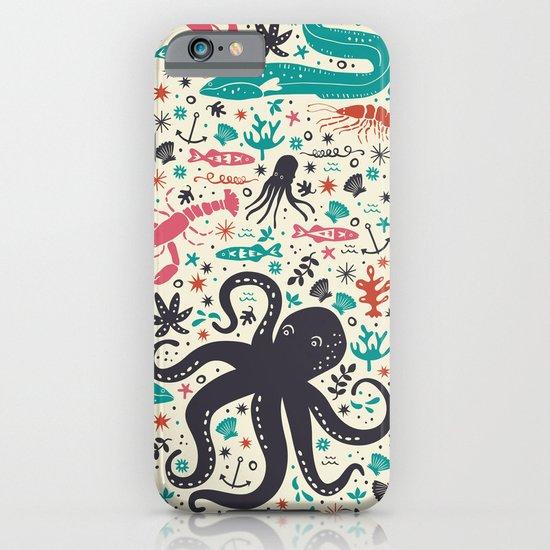 Sea Patrol iPhone & iPod Case