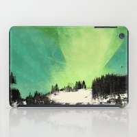 Dont Forget Northern Lights iPad Case