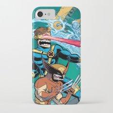 X-Men! iPhone 7 Slim Case