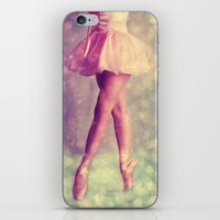 Dream a little dream iPhone & iPod Skin