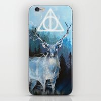 My Patronus is a Stag iPhone & iPod Skin