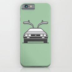 #4 Delorean Slim Case iPhone 6s