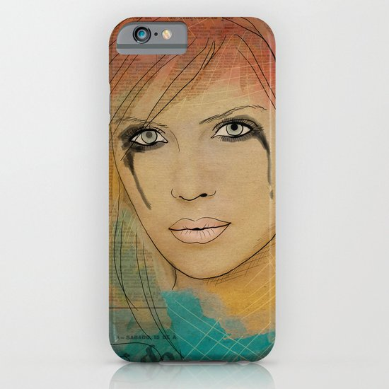 Turmalina iPhone & iPod Case
