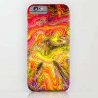 Psychedelic Vision iPhone 6 Slim Case