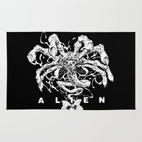 ALIEN: FACEHUGGER Rug
