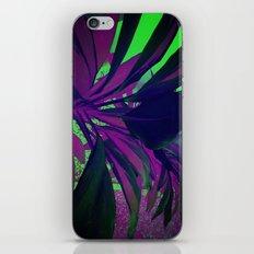 Behind the foliage iPhone & iPod Skin