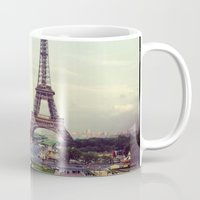 Summer In Paris Mug