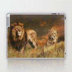 Serengeti Sunset Laptop & iPad Skin