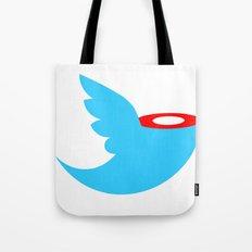 Headless tweet Tote Bag