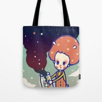 Magic Little Star Tote Bag