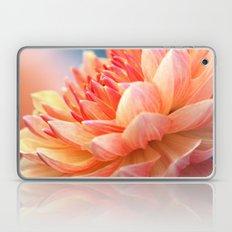 Dahlia Glow Macro Laptop & iPad Skin
