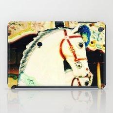 Carousel Horse iPad Case