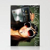 GGDUB - Radio Stationery Cards