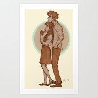 Gotta Love Art Print