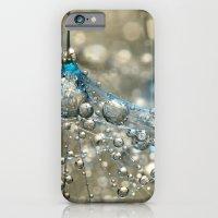 Cyan & Gold iPhone 6 Slim Case