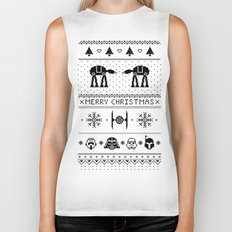 May the Christmas Spirit be with you. Biker Tank