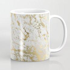 Gold marble Mug