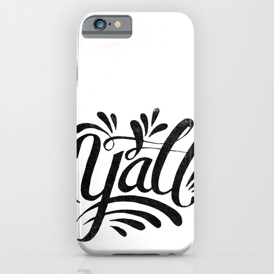 Y'ALL iPhone & iPod Case