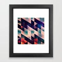 Brykyng Brykyn Framed Art Print
