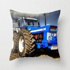 Ford County  Throw Pillow