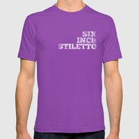 Tee Mens Fitted Tee Ultraviolet SMALL