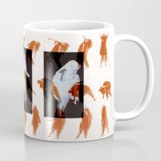 Orange dancer Mug