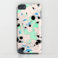 iPod Touch Cases featuring FALL ASLEEP by RUEI