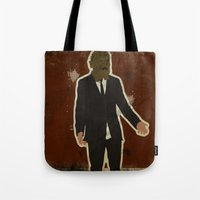 The Dark Knight: Scarecrow Tote Bag