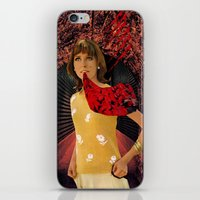 Talking Blooms iPhone & iPod Skin