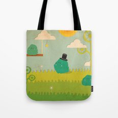 LILLL Monsters Tote Bag