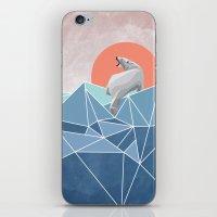 Polar Bear Live In North… iPhone & iPod Skin