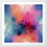 Temperature  Art Print