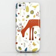 Oh Deer iPhone 5c Slim Case