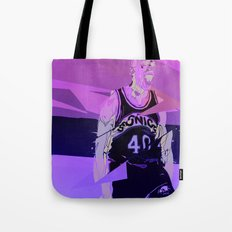 Seattle Reign Man Tote Bag