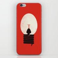 The Idea Eater iPhone & iPod Skin