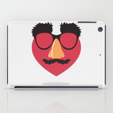 Love in Disguise iPad Case