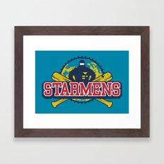 Starmens Framed Art Print