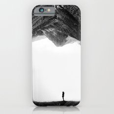 Lost in isolation iPhone 6 Slim Case