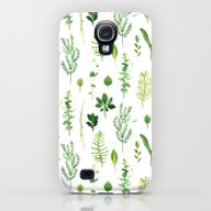 Leaves Galaxy S4 Slim Case