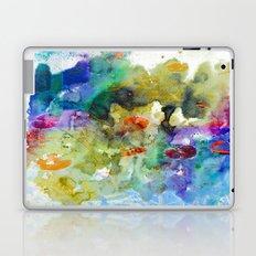 Lily Pads Laptop & iPad Skin