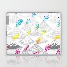 Volcanoes Laptop & iPad Skin