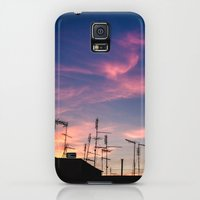 Galaxy S5 Cases featuring Feelers by On The Bored