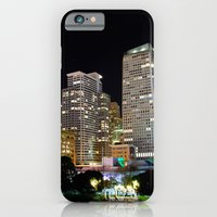 iPhone & iPod Case featuring Into The Night by Taylor Scalise