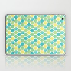 Summer Time Honeycomb Laptop & iPad Skin