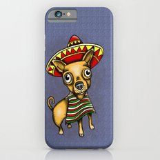 Mexican Chihuahua in Brown iPhone 6s Slim Case