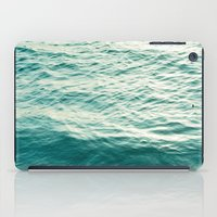 Blue Water iPad Case